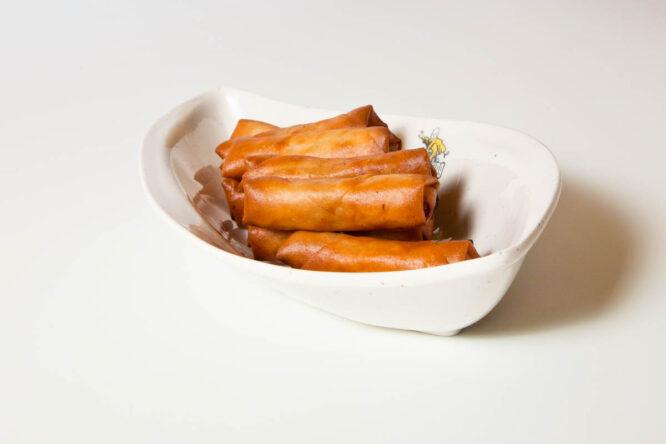 Pacheţele de primăvară - Aperitive şi salate - Restaurantul cu specific chinezesc, KungFu King, cu livrare la domiciliu vă oferă cea mai bună mâncare chinezească din Bucureşti, fapt confirmat de clienţii noştri. Acum puteţi face comanda online şi vă puteţi, astfel, bucura de ofertele speciale oferite de restaurantul chinezesc KungFu King din Bucureşti.