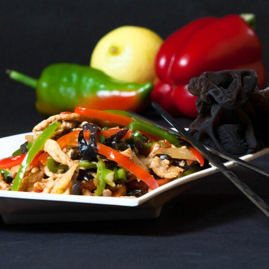 Pui cu 3 arome - Pui şi Raţă - Restaurantul cu specific chinezesc, KungFu King, cu livrare la domiciliu vă oferă cea mai bună mâncare chinezească din Bucureşti, fapt confirmat de clienţii noştri. Acum puteţi face comanda online şi vă puteţi, astfel, bucura de ofertele speciale oferite de restaurantul chinezesc KungFu King din Bucureşti.