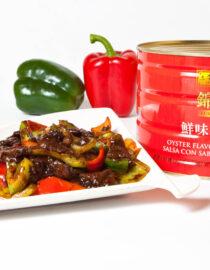 Vită cu sos de stridii - Vită - Restaurantul cu specific chinezesc, KungFu King, cu livrare la domiciliu vă oferă cea mai bună mâncare chinezească din Bucureşti, fapt confirmat de clienţii noştri. Acum puteţi face comanda online şi vă puteţi, astfel, bucura de ofertele speciale oferite de restaurantul chinezesc KungFu King din Bucureşti.