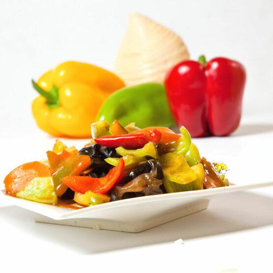 Legume cu sos chinezesc - Preparate de post - Restaurantul cu specific chinezesc, KungFu King, cu livrare la domiciliu vă oferă cea mai bună mâncare chinezească din Bucureşti, fapt confirmat de clienţii noştri. Acum puteţi face comanda online şi vă puteţi, astfel, bucura de ofertele speciale oferite de restaurantul chinezesc KungFu King din Bucureşti