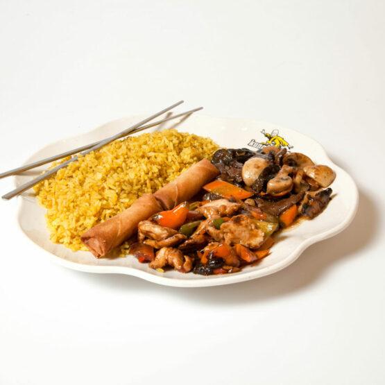 Meniu Da – Meniuri speciale - Restaurantul cu specific chinezesc, KungFu King, cu livrare la domiciliu vă oferă cea mai bună mâncare chinezească din Bucureşti, fapt confirmat de clienţii noştri. Acum puteţi face comanda online şi vă puteţi, astfel, bucura de ofertele speciale oferite de restaurantul chinezesc KungFu King din Bucureşti.