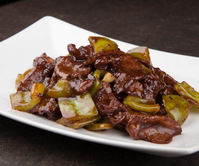 Vită cu piper chinezesc - Vită - Restaurantul cu specific chinezesc, KungFu King, cu livrare la domiciliu vă oferă cea mai bună mâncare chinezească din Bucureşti, fapt confirmat de clienţii noştri. Acum puteţi face comanda online şi vă puteţi, astfel, bucura de ofertele speciale oferite de restaurantul chinezesc KungFu King din Bucureşti.