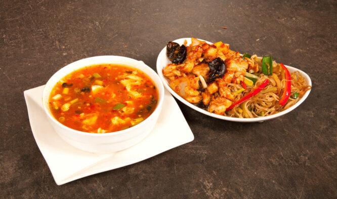 Meniu Supă – Meniuri speciale - Restaurantul cu specific chinezesc, KungFu King, cu livrare la domiciliu vă oferă cea mai bună mâncare chinezească din Bucureşti, fapt confirmat de clienţii noştri. Acum puteţi face comanda online şi vă puteţi, astfel, bucura de ofertele speciale oferite de restaurantul chinezesc KungFu King din Bucureşti.